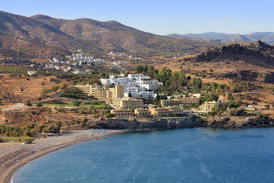 Lindos Royal Hotel. Линдос, Родос