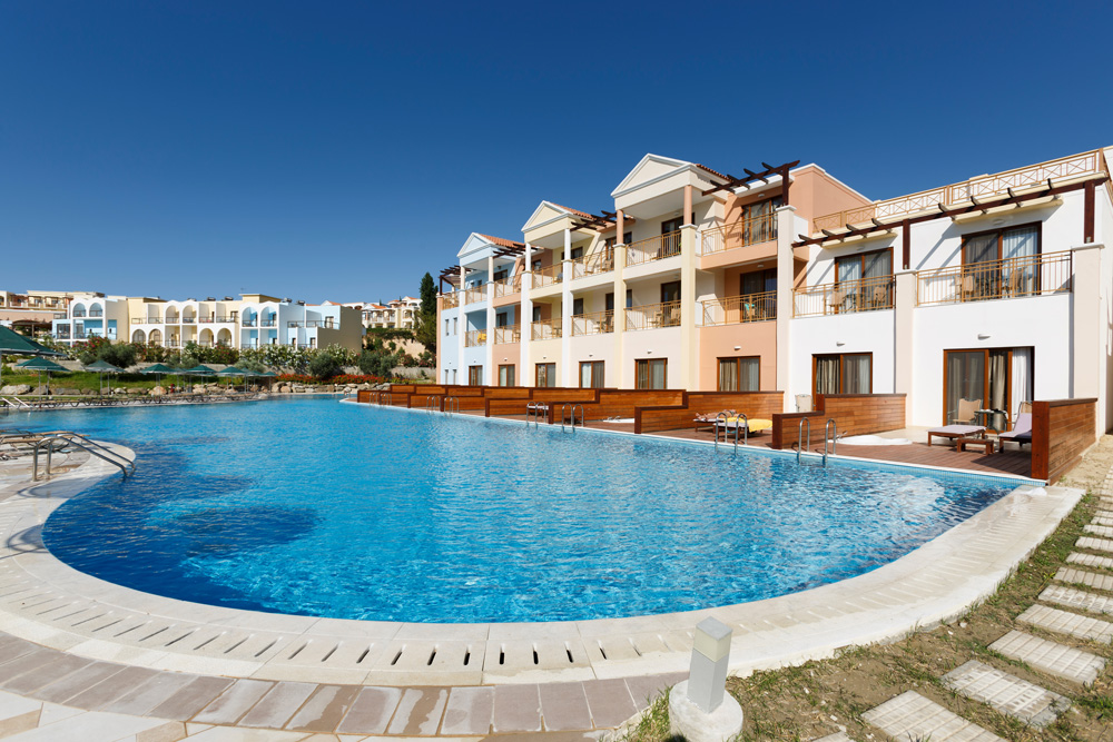Lindos Imperial Suites Adults Only)