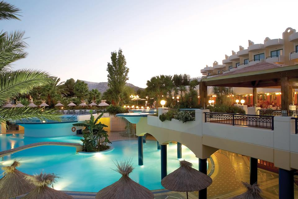Atrium Palace Thalasso Spa Resort & Villas. Rhodes)