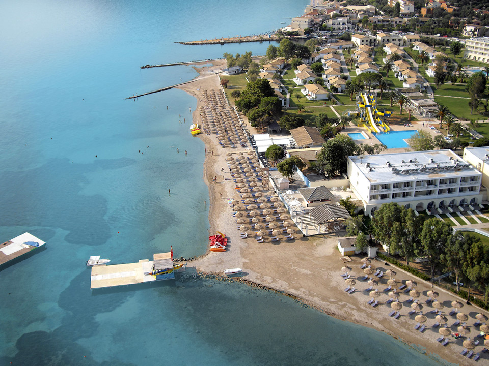 Messonghi Beach Hotel. Морайтика, Корфу