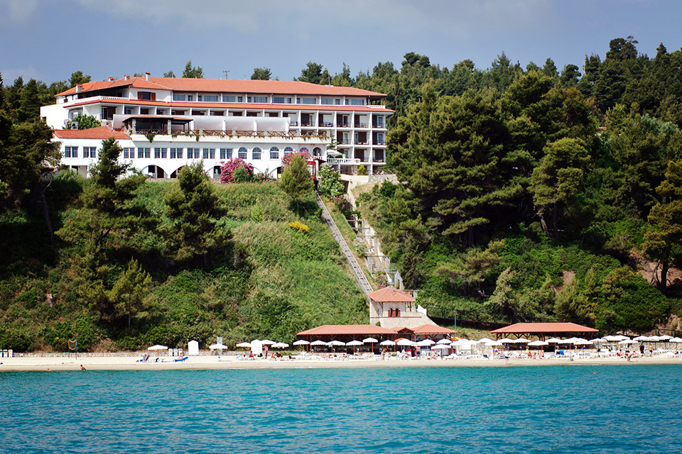 Alexander Great Beach Hotel Chalkidiki