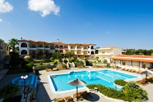 Blue Bay Hotel. Afitos, Chalkidiki