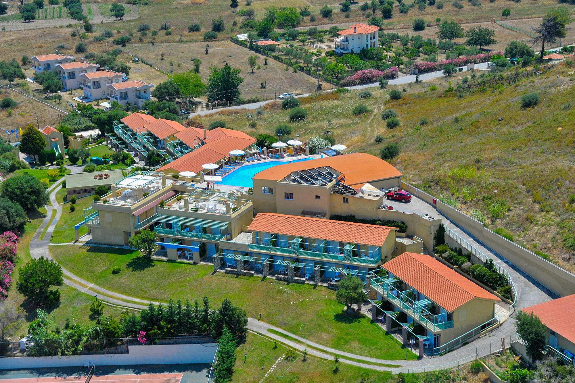 Daphne Holiday Club Hanioti Halkidiki