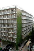 Queen Olga Hotel. Thessaloniki
