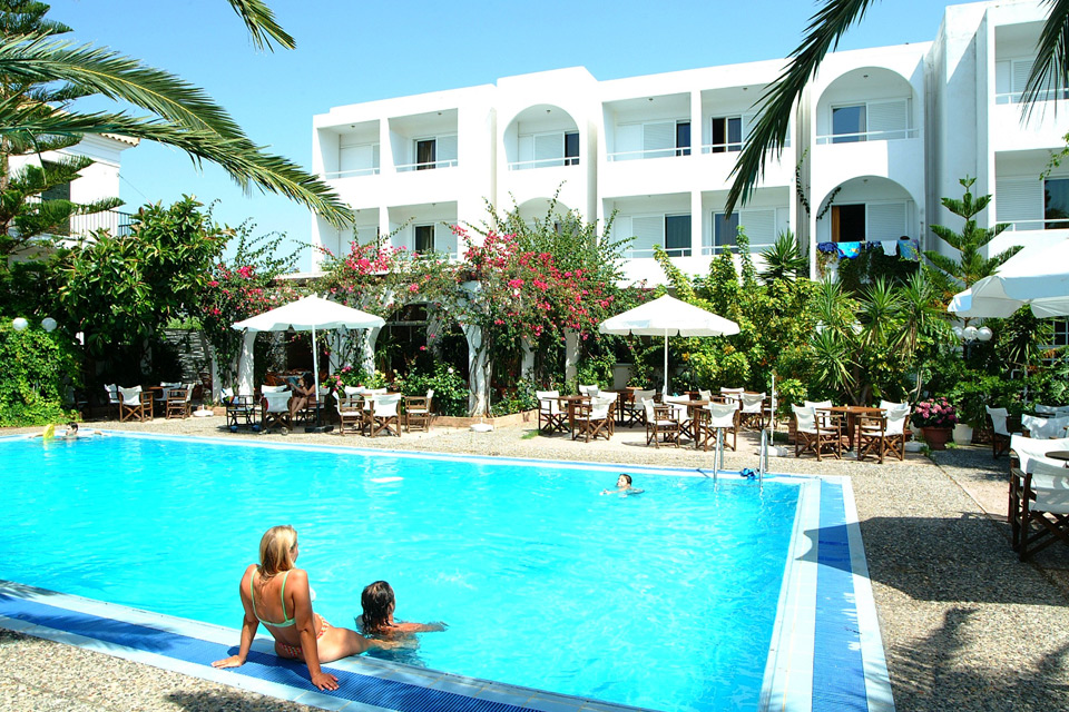Kyparissia Beach Hotel. Пелопоннес