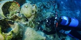New Shipwrecks Found in Eastern Med
