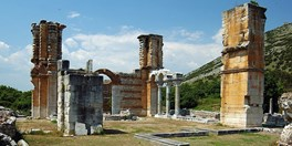 Archeological Site in Philippi added to World Heritage List