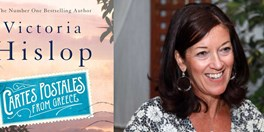 Cartes Postales From Greece. Victoria Hislop's Love Letter(s) to Greece