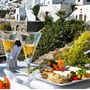 MasterChef Italia Films Episode in Santorini