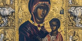 Panagia Soumеla Icon Comes to the Ministry of Defense