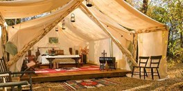 Glamping Is Coming To Pieria
