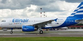 New Ellinair Routes Kavala-St. Petersburg/Moscow Announced