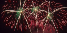 Thessaloniki Welcomes the New Year With Fireworks and Fun