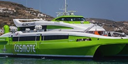 High-Speed Ferry Service From Thessaloniki to the Sporades Islands to Begin June 16