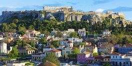 Athens Places Second in the Six Most Affordable Eurozone Cities For Americans