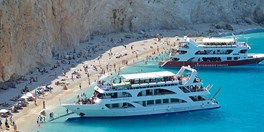 Greece is Among the Top 3 European Cruise Destinations