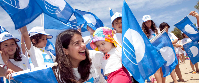 Greece Places 3rd Worldwide in Blue Flag Awards