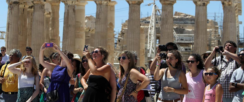35 million tourists to Greece by 2021