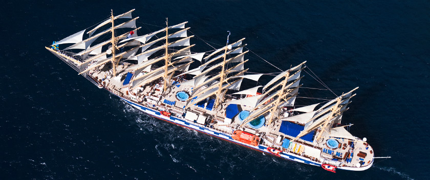 «Royal Clipper»