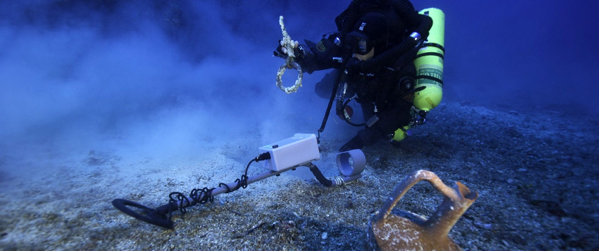 New findings From the Antikythera Shipwreck