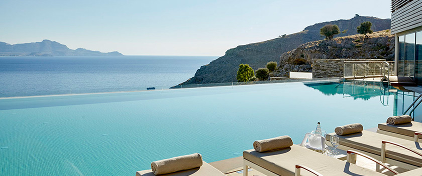 Telegraph Rates Best 3 Greek Beach Holiday Hotels