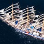 Largest Sailboat in the World in Skiathos