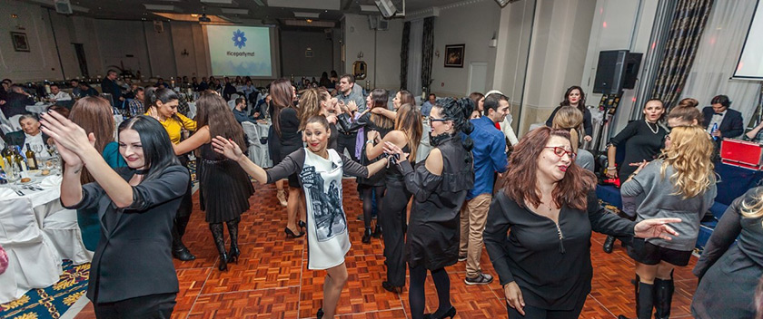 Friday the 13th: Big Ice Party of Mouzenidis Group
