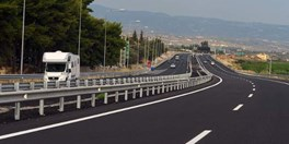 Athens to Patras in 1:40 on New Highway