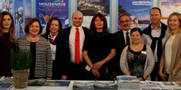 Greece Represented As CMT Holiday Exhibition Kicks Off in Stuttgart