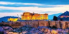 Athens Voted one of Europe's Top 5 Destinations