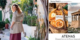 Spanish Actress Falls in Love with Athens in De Viajes Travel Magazine