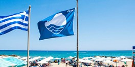 Greece Takes 2nd Place in Blue Flag Beaches