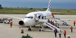 Official Arrival of Ellinair's First Moscow-Kavala Direct Flight