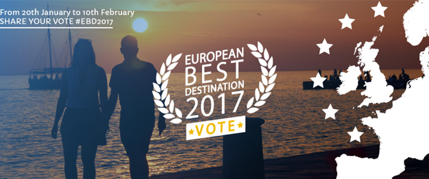 European Best Destinations 2017