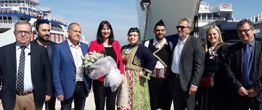 Greek Tourism Minister Visits Eastern Macedonia-Thrace