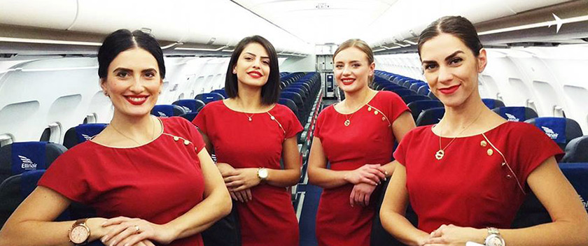 Ellinair to Launch New Flight Attendant Training Department