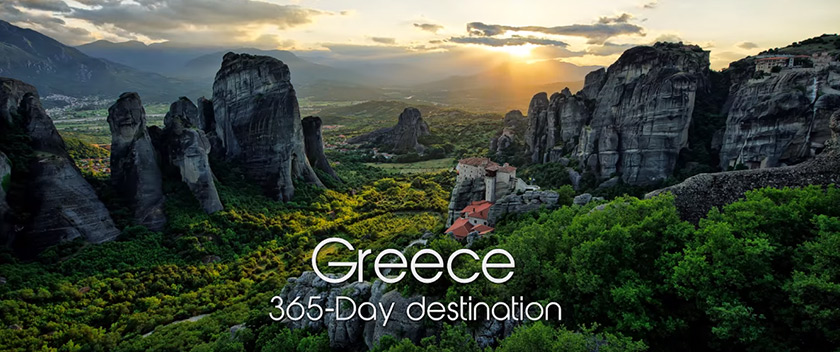 «Greece- Α 365-Day Destination»