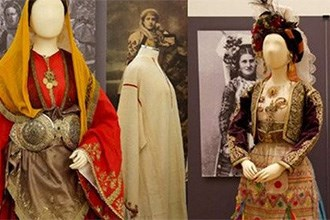 «PATTERNS OF MAGNIFICENCE: TRADITION AND REINVENTION IN GREEK WOMEN'S COSTUME»