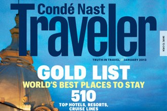 Conde Nast Travelle