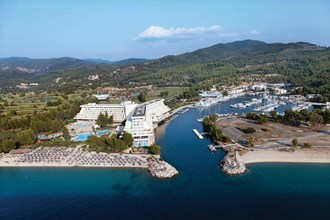 Porto Carras Grand Resort отмечен наградами Environmental Awards 2015