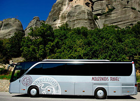 Экскурсия в Метеоры, Mouzenidis Travel