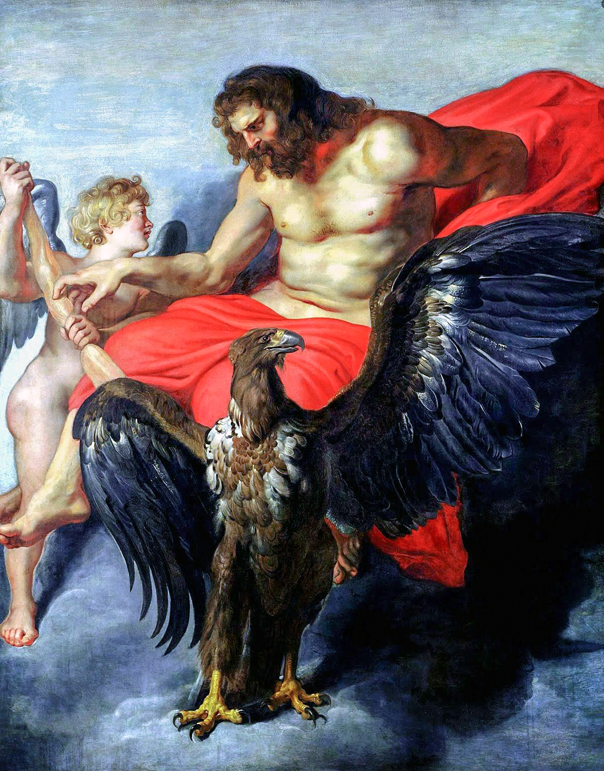 a look at the classical mythology of zeus and hera