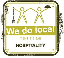 We do local