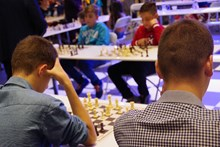Шахматный фестиваль Chessnale Thessaloniki 2016