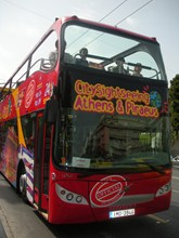 Athens Bus City Sightseeing