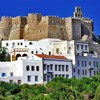 Monastery of st.John in Patmos island, Dodecanese