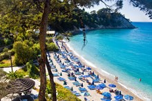 Samos Beaches Greece
