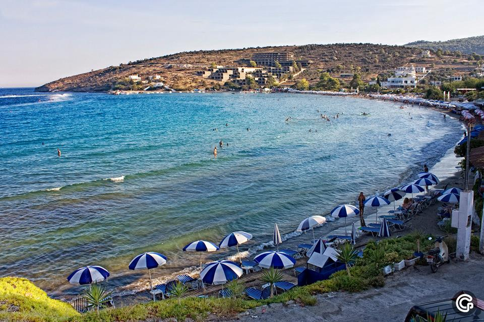 Aegina Beaches