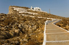 Folegandros Church