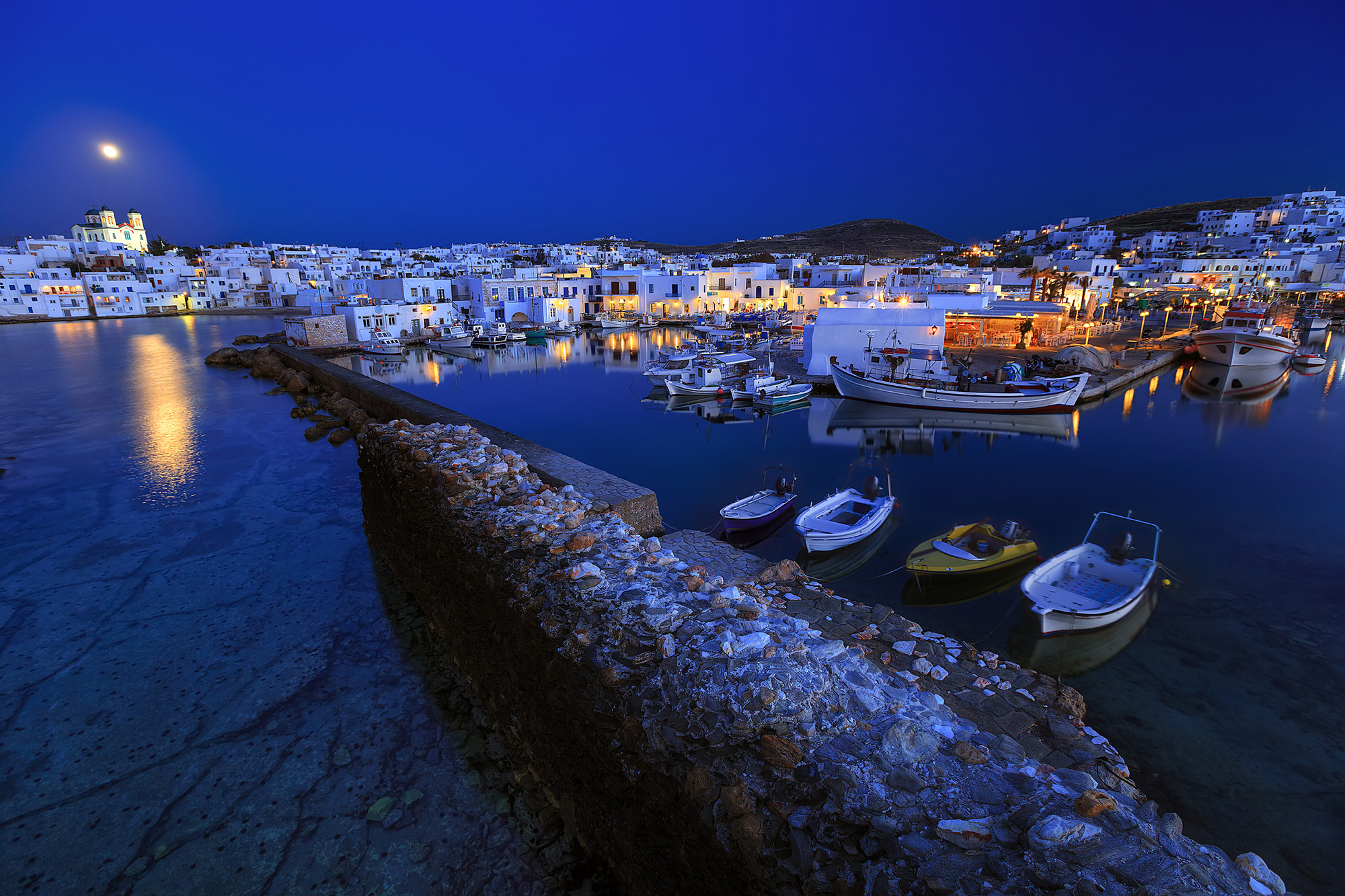 Paros Cyclades Greece